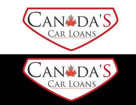#166 cho Logo Design for Canada's Car Loans bởi sanda25