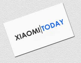 #7 for Make logos for xiaomitoday.com by farhantufail09