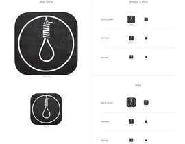 #21 for Design iPhone/iPad Hangman App Arabic Version by AliBenabbes