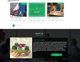 #25 for Design a Website Mockup for Realestate Portal by IT4BSsystem
