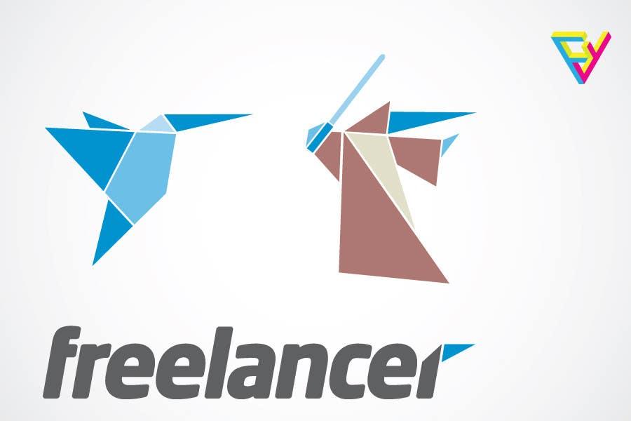 Penyertaan Peraduan #8 untuk Freelancer.com hummingbird as a jedi !