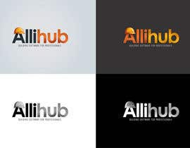 nº 270 pour Logo Design for Allihub par chico6921