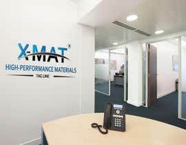 #464 for Logo for X-MAT® by dfi7
