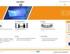 omnamonn tarafından Design a Website Mockup için no 5