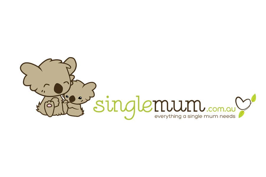 Příspěvek č. 222 do soutěže Logo Design for SingleMum.com.au