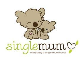 #223 สำหรับ Logo Design for SingleMum.com.au โดย candyclouds
