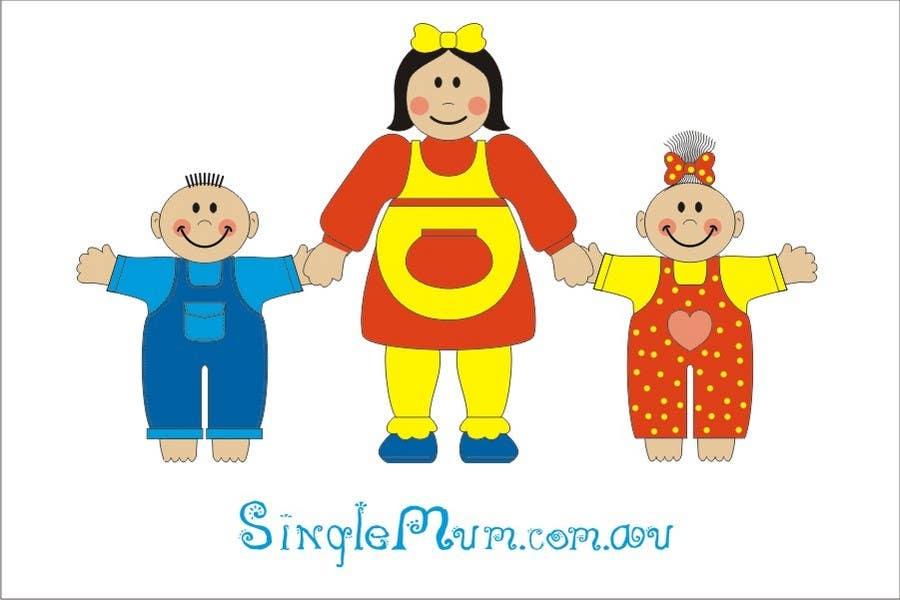 Příspěvek č. 217 do soutěže Logo Design for SingleMum.com.au