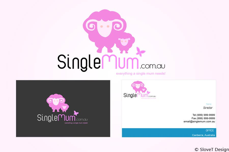 Contest Entry #322 for Logo Design for SingleMum.com.au