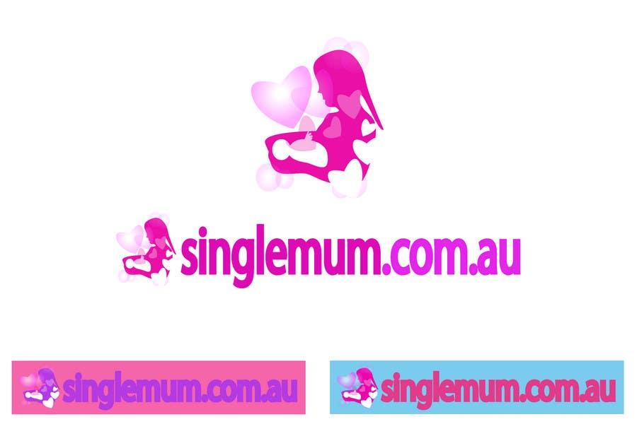 Příspěvek č. 364 do soutěže Logo Design for SingleMum.com.au