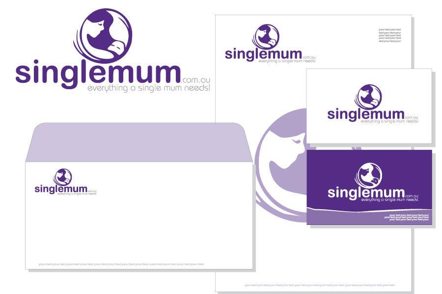 Příspěvek č. 352 do soutěže Logo Design for SingleMum.com.au