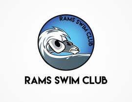 hmzdesigns tarafından Swim Club Logo için no 18