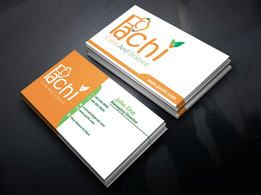 Proposition n°32 du concours designlogo letter and business cards that unite new logo and old one