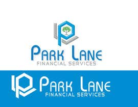 #24 para Business Card Design for Park Lane Financial por xyberlord