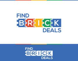 #21 for Design a Logo For Our Toy Bricks Price Comparison Site by useffbdr