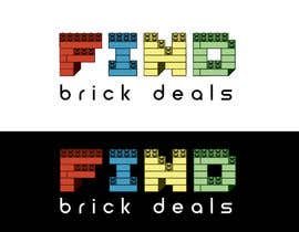 #27 for Design a Logo For Our Toy Bricks Price Comparison Site by marcelorock