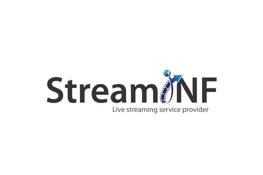 Kilpailutyö #                                        74                                      kilpailussa                                         Logo Design for Live streaming service provider