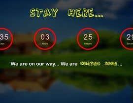 #21 untuk Interesting coming soon page oleh kevalpandya