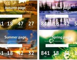 #6 untuk Interesting coming soon page oleh ahmedray