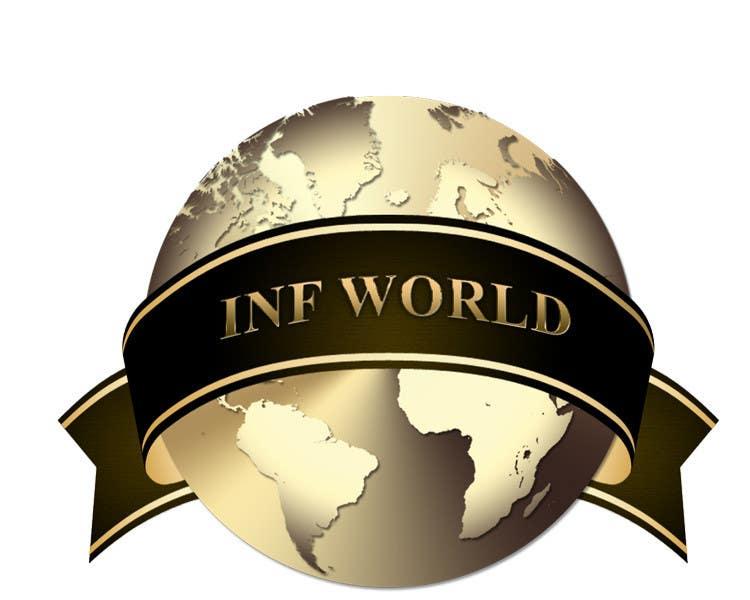 Inscrição nº                                         20                                      do Concurso para                                         Logo Design for INF World Company
