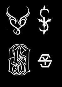 ozafebri tarafından Design a Logo for Metal Lead Guitarist için no 5