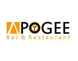 aishaelsayed95 tarafından Bar/Restaurant Logo için no 124