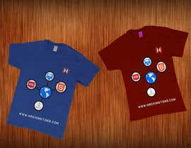 SIFATdesigner tarafından Design a T-Shirt için no 16