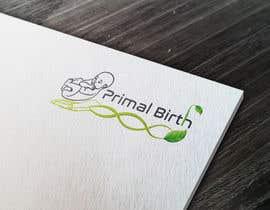 stylishwork tarafından Primal Birth - logo for a doula business için no 6