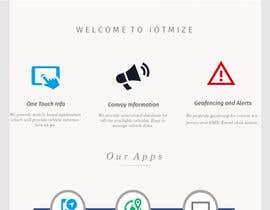 mingma1 tarafından Change Landing Page Design için no 17