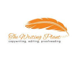 UsmanSiraj1998 tarafından Design a Logo - The Writing Plant için no 3