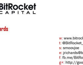moorthyna tarafından Design some Business Cards for Bitcoin company için no 6