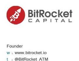 ArunTr tarafından Design some Business Cards for Bitcoin company için no 19