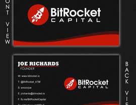 gregalbertcalub tarafından Design some Business Cards for Bitcoin company için no 17