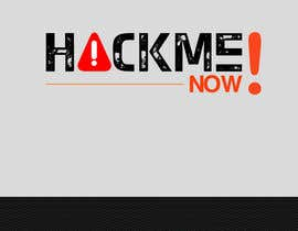 #230 para Logo Design for Hack me NOW! por aanik