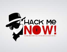 #264 para Logo Design for Hack me NOW! por Clacels