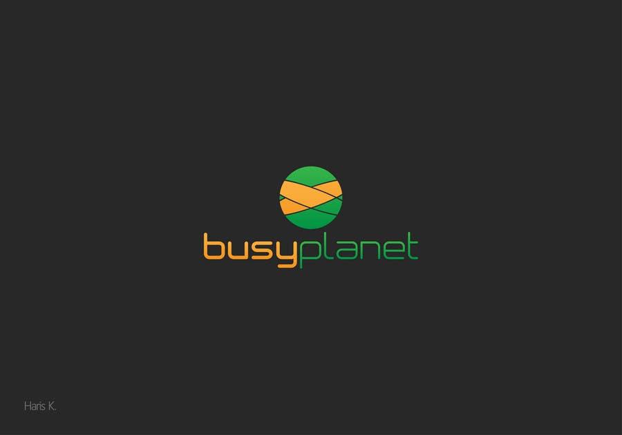 Конкурсная заявка №50 для Logo Design for BusyPlanet