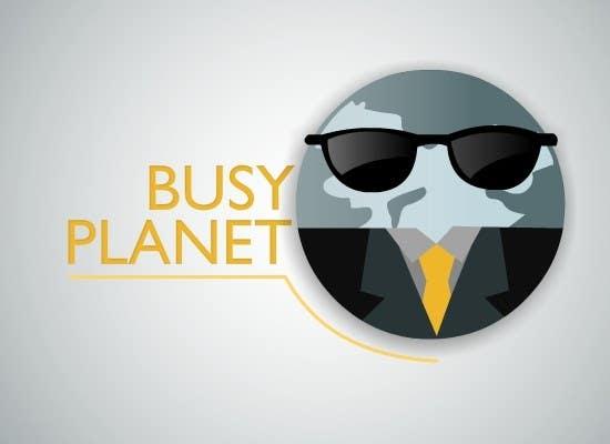 Конкурсная заявка №25 для Logo Design for BusyPlanet