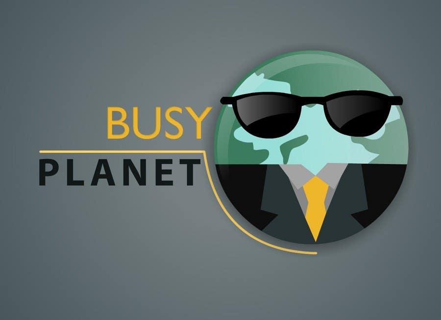 Конкурсная заявка №64 для Logo Design for BusyPlanet