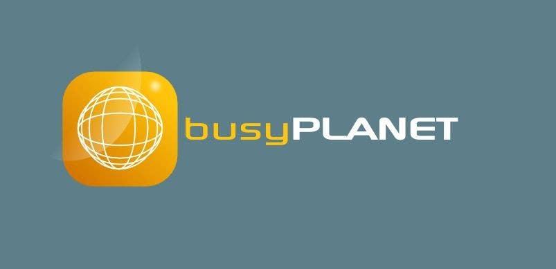 Конкурсная заявка №5 для Logo Design for BusyPlanet