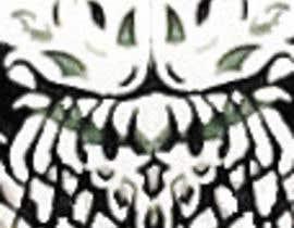 marlenemmarleau tarafından Illustrate a black and white pineapple için no 21