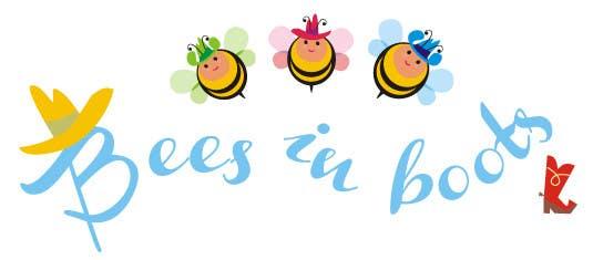 Inscrição nº                                         59                                      do Concurso para                                         Bees in Boots Logo Design