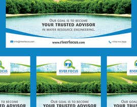 #10 for Design Advertisements for a Water Resources Consulting Firm af csoxa