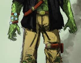 EstebanGtuni tarafından Zombie Hero için no 22