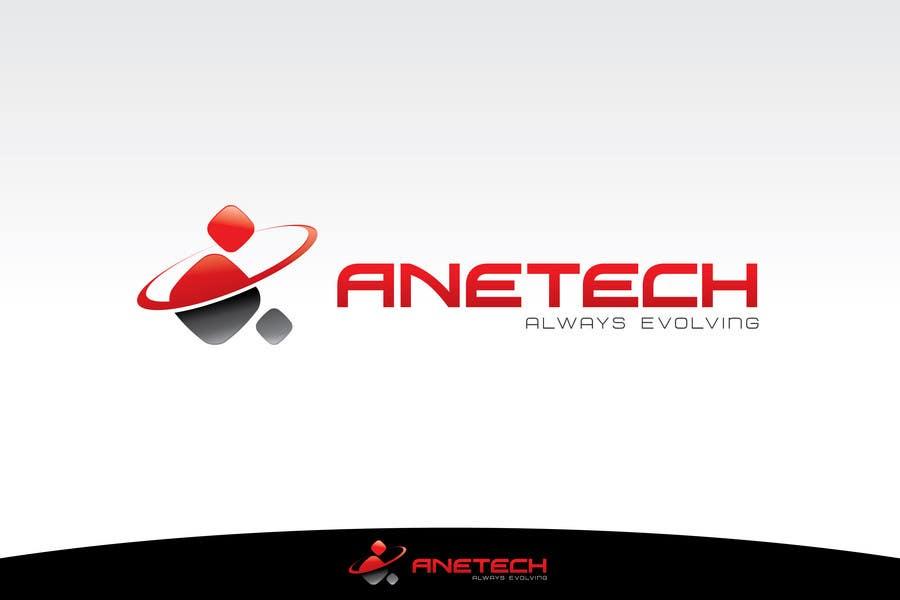 Конкурсная заявка №577 для Logo Design for Anetech