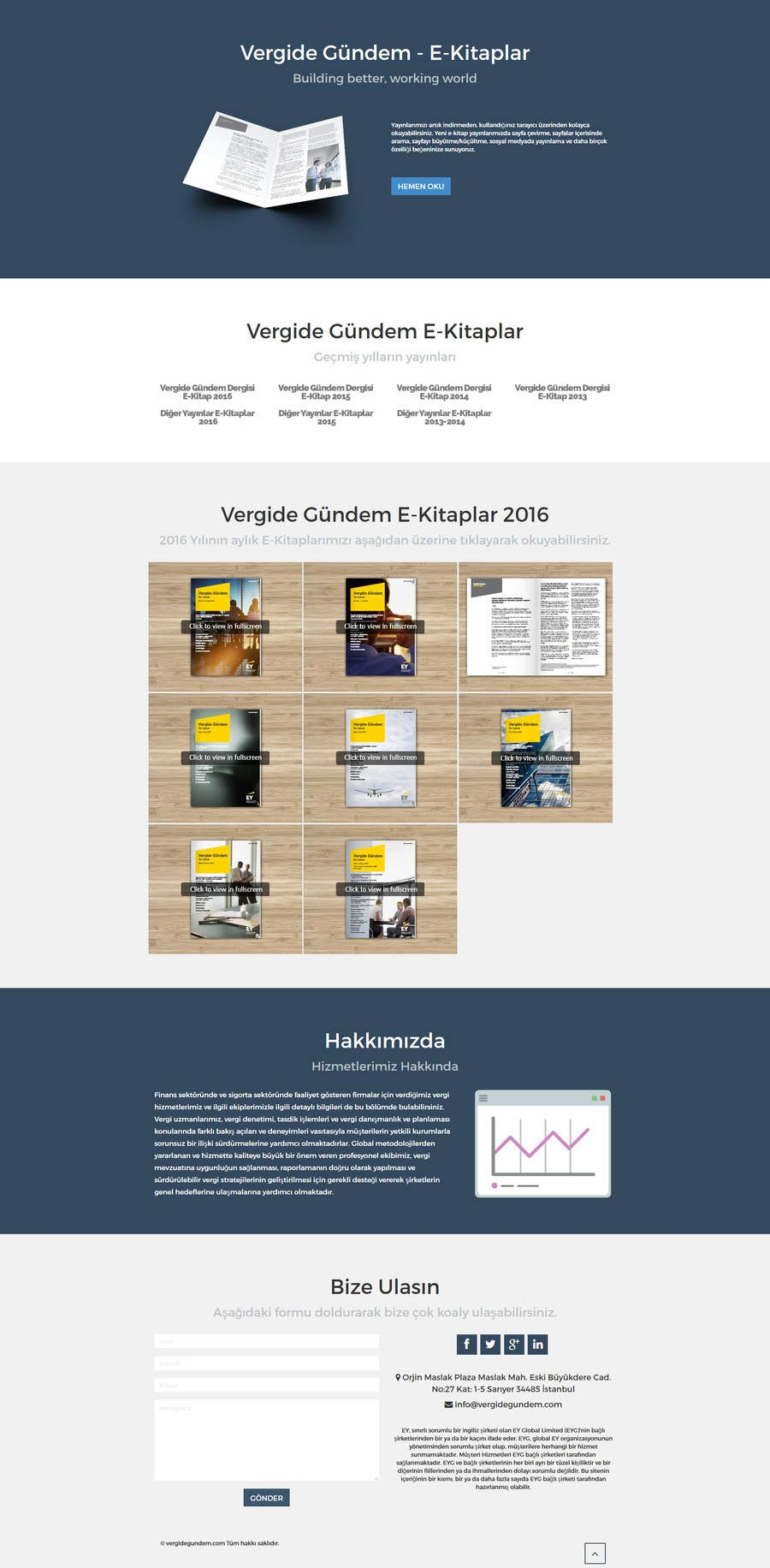 Entry #2 by houdinia for Design a single page using only