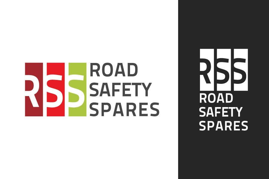 Entri Kontes #91 untukLogo Design for Road Safety Spares