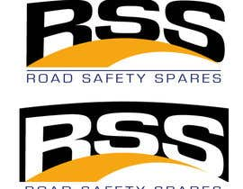 #127 para Logo Design for Road Safety Spares por petitlino