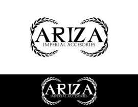 #256 untuk Logo Design for ARIZA IMPERIAL (all Capital Letters) oleh dannymitza