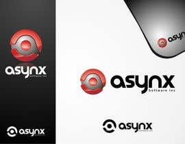 #66 para Logo Design for Asynx Software Inc por bilhillart