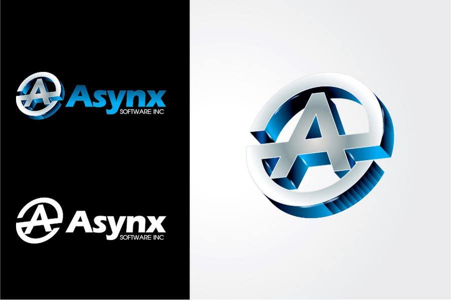 Inscrição nº                                         53                                      do Concurso para                                         Logo Design for Asynx Software Inc