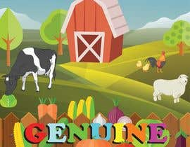 #5 for Genuine Farmers Market needs a logo by fuatakdemir